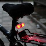 Luz brilhante super da bicicleta do diodo emissor de luz da vida longa