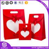 新しく特別なデザインロゴの印刷の多彩な包装の紙袋