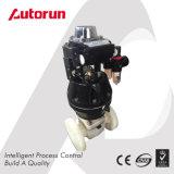 Wenzhou Manufacturer Pph Válvula de diafragma pneumática atuada