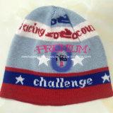 転換、または熱伝達の印刷またはジャカードロゴの100%のアクリルの帽子は刺繍する