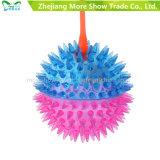 Los juguetes coloridos de Spicky del yoyo del soplador de la novedad encienden para arriba la bola