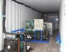 3 톤 또는 일 Containerized 얼음 구획 제작자 기계를 운영하게 쉬운