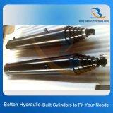 Cilindro hidráulico de 3 estágios para o reboque da descarga da dobra da descarga