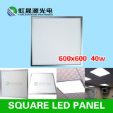 Luz de panel LED con SMD2835 LED Chips 600 * 600mm