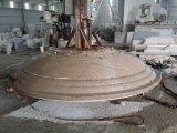 Columna del casquillo y del perfil de base de piedra de corte y máquina de corte para el granito y mármol // máquina cortador de piedra / piedra tallada