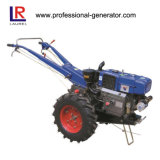 12HP mini het Lopen van de Hand Tractor