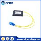 Divisor do PLC da gaveta de Efon Gpon Epon 1*2 com bom preço
