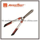 Падение выковало прямые ножницы изгороди лезвия с анодированными алюминиевыми ручками