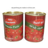 Pasta de tomate orgânica ou molho