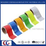 Roulis r3fléchissant auto-adhésif de collant de bande de rayage de sûreté (C3500-OX)