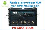 Новое DVD-плеер автомобиля Android 6.0 Ui для Тойота Prado 2004 с навигацией автомобиля