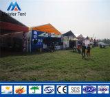 大きい外側のイベントのための防風の明確なスパンのおおいのテント