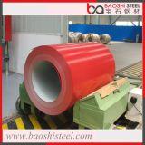 Goldlieferant Ral9010 strich PPGI Farbe beschichteten Stahlring vor
