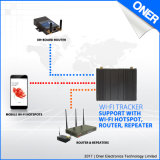 GPS WiFi Tracker con registro de datos