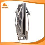Fácil remover o estágio de dobramento de alumínio do tamanho 2440X1220mm