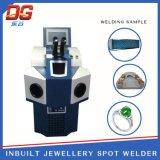 宝石類のレーザ溶接機械スポット溶接構築の中国最もよい100W