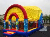 팽창식 바다 Funcity 또는 덮개를 가진 Custmoized 팽창식 운동장 또는 팽창식 게임