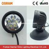 차 자동차 부속 18W LED 작동 빛 5700k