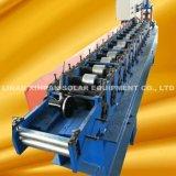 Roulis formant la machine en acier de bâti de quille de mesure de lumière en métal de machine