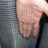 La venta caliente eterna de la construcción exacta galvanizó el acoplamiento de alambre soldado