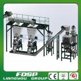 Cadena de producción de madera automática del molino de la pelotilla con alta capacidad