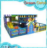 子供のためのほとんどの普及した娯楽学校の屋内運動場装置