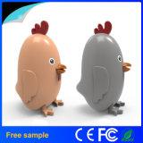 創造的な鶏の携帯用充電器4000mAh力バンク