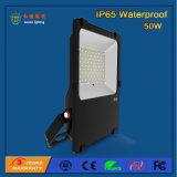 50W 110lm/W 옥외 LED 플러드 빛