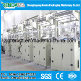 Macchina automatica di pellicola d'imballaggio dello Shrink per la linea di imbottigliamento