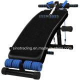 Abdominal- Übungs-Gymnastik-Gewicht sitzen oben Prüftisch