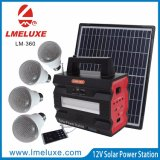 Nécessaire chaud de lumière d'énergie solaire de produits de vente pour le chargeur de Solarlight et de téléphone d'USB