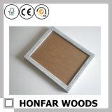 個人化されたSoildのコースター木製表の芸術の額縁