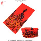 Foulard giallo cuoio multifunzionale della sciarpa del Bandana di stampa per i regali di promozione 50*24cm (YH-HS028)