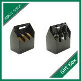 Flexo impresión de la insignia Caja de papel corrugado con inserto