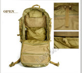 Militar Backpack Tactical Bag com a norma ISO JYB-101