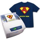 Papel de transferencia para impresora de  laser para tela de color clara