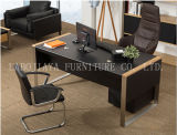 Стол офиса PVC новой деревянной кожи самомоднейший (V30)