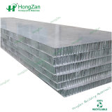 Schede di alluminio del favo del comitato del favo del metallo per il tetto dell'aeroporto