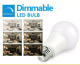 Lámpara del certificado 6W LED de la UL del Ce de Dimmable