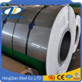 Bobina dell'acciaio inossidabile 304 di prezzi 201 del grossista con la superficie del Ba 2b