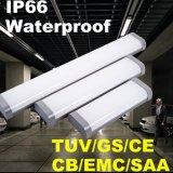 3FT IP66 Waterproof a luz da Tri-Prova do diodo emissor de luz da lâmpada com Ce