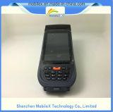 Programa de lectura portable de RFID, impresora térmica, explorador del código de barras, 4G