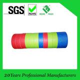 cinta adhesiva de papel de la pintura colorida de los 24mmx15m