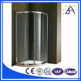 6063-T5 de aluminio marco de la puerta de la ducha (BA-550)