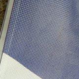 Kundenspezifische Entwurfs-farbenreiche haltbare Ineinander greifen-Fahne für das Bekanntmachen