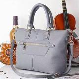 2017 borse di cuoio di Deisgn di marca delle donne comerciano i sacchetti all'ingrosso di spalla femminili del Tote Emg4941