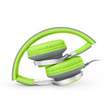 UniversalNoise Isolating Stereo Headphones mit Microphone und Volume Control