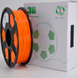 1.75mm 3D 인쇄 기계를 위한 백색 PLA 3D 인쇄 기계 필라멘트 1kg 스풀 (2.2 lbs)