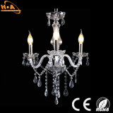 贅沢で大きい結婚式の居間ライト水晶LEDシャンデリア