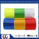 Самая лучшая продавая лента предосторежения безопасности PVC отражательная слипчивая (C3500-O)